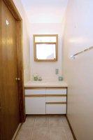 Half bath - 2 bedroom
