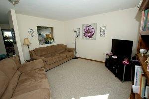 Living Room - 3 bedroom